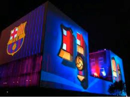 So sieht Sprintbereitschaft und Einstellung beim FC Barcelona aus!!!