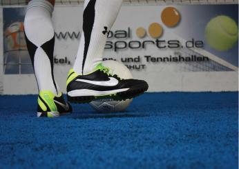 Bayern München Star Xabi Alonso macht 206 Ballkontakte in einem Spiel