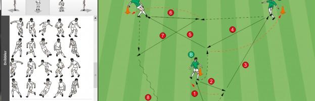 Fussballsoftware – Trainingsplanung im Fussball