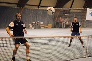 Fussball Tennis Timo Jankowski Weltmeisterschaft