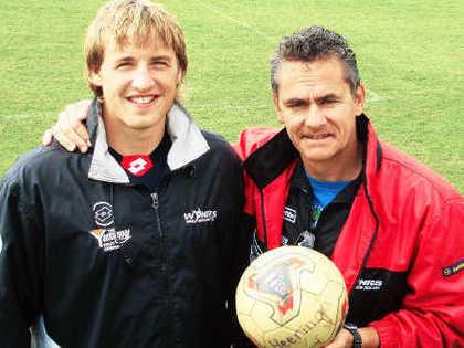 """Wynton """"Kiwi"""" Rufer – Ozeaniens Fußballer des Jahrhunderts"""
