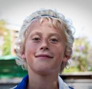 Fussballtalent Nikita Maul – goalsports Techniktraining