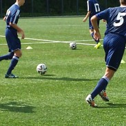 Fußballspezifisches Schnelligkeitstraining mit Fussballfitness-Experte Damian Roden Stoke City FC