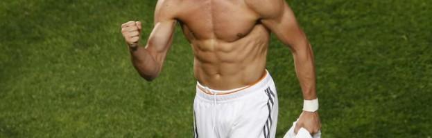 Flatterball / Knuckleball wie Cristiano Ronaldo