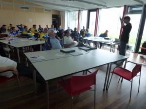 Timo Jankowski Fussballtrainer Vortrag FC Wallisellen
