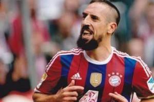 Franck Ribéry (Bayern München) – Analyse Dribbling und Tor im Pokalfinale gegen den BVB