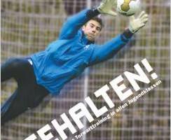 Torhüter-Übung von FC Augsburg Torwarttrainer Zdenko Miletić