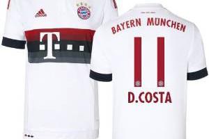 Das Workout von FC Bayern München Star Douglas Costa