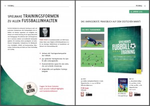 Spielnahes Fussballtraining (Inhalt)