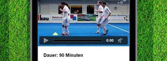 you-are-football-com Die Fußball-App für Trainer & Spieler